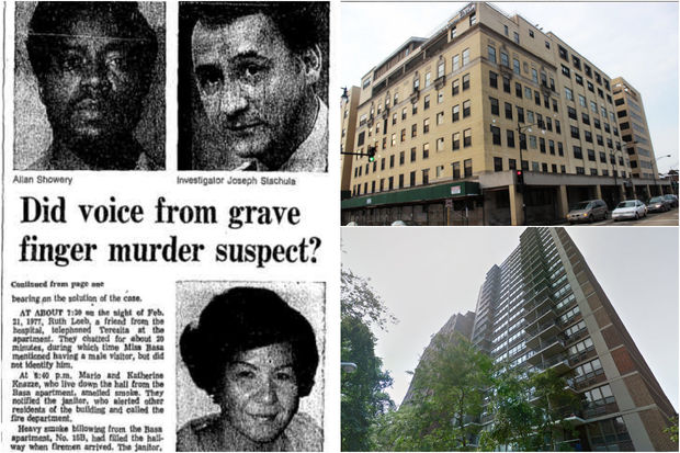 Teresita Basa was killed on Feb. 21, 1977, and allegedly later spoke