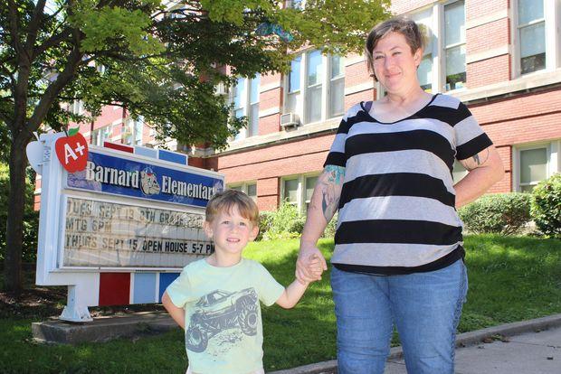 ... son jude everson at barnard elementary school schleyer lives within