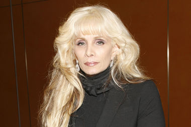 Victoria Gotti seen at The New York Times Film Club Launch Event at The Times Center in December 2010.