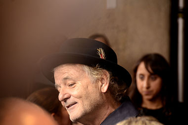 Greenpoint 21 opens this weekend and Bill Murray will be behind the bar, Eater NY reported.