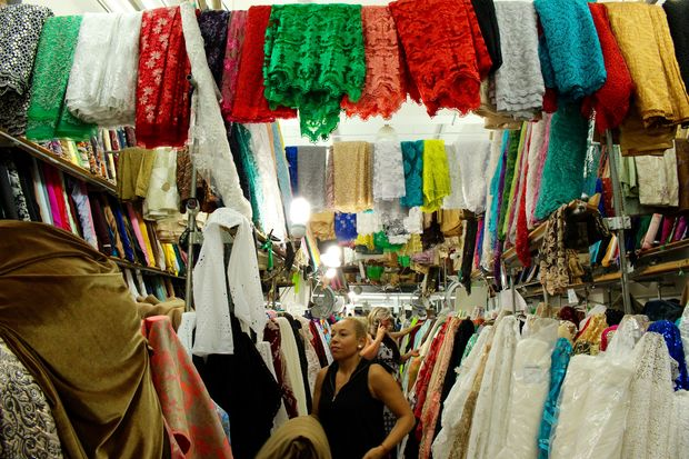 Three fabric stores on West 39th Street will close by the end of the year, their owners said.