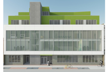 Humboldt Park's Huge New Homeless Facility Gets $3.5 Million In City TIF
