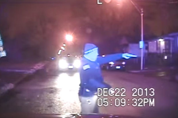 Chicago Police Officer Marco Proano, 41, is facing two federal civil rights violation charges stemming from his involvement in the shooting of two teens during during a Roseland traffic stop in 2013.