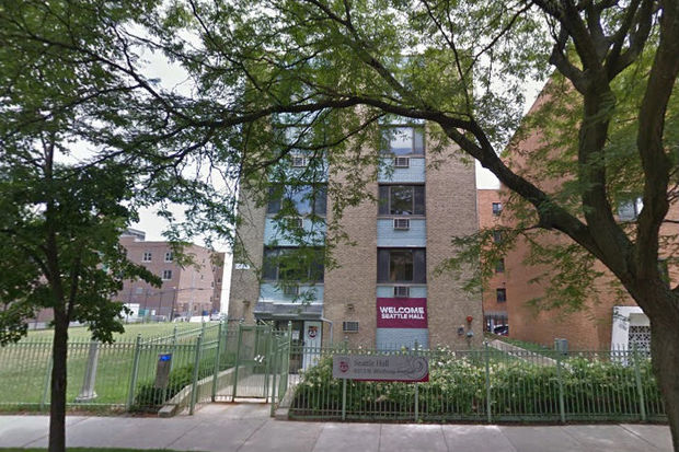 A Loyola student was recently sexually attacked in front of 6313 N. Winthrop Ave. by one of two men the student saw leaning against the fence in front of the building, according to police.