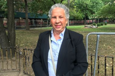 Inwood resident Rosie Wallace, 66, said she wants to help other women know the importance of getting screened early.