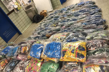 Police recovered more than 30,000 packets of synthetic marijuana at a storage unit in Bedford-Stuyevsant on Sept. 15, officials said.