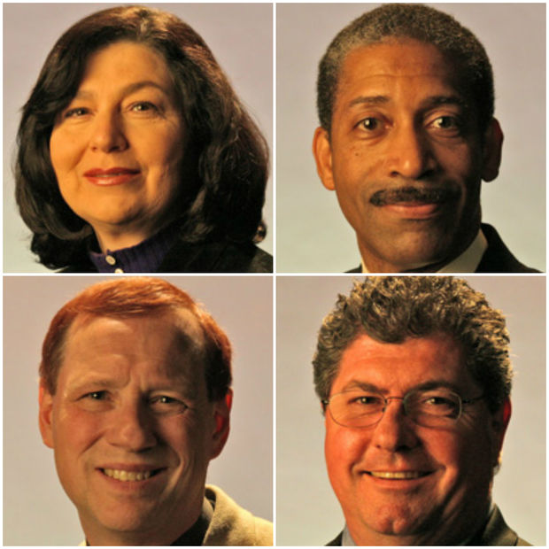 What Chicago Radio Stars Look Like - Downtown - Chicago