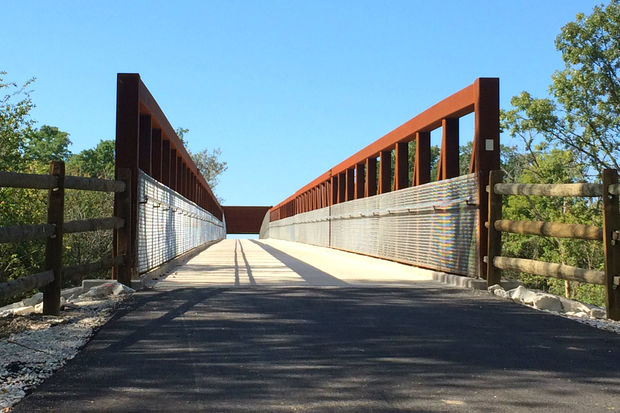 North Branch Trail Extension Preview
