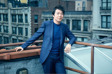 Pianist Lang Lang, who has attained a pop-star status rare for classical musicians, has just released a new album called