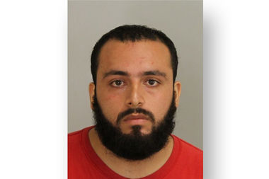 Ahmad Khan Rahimi pleaded not guilty to federal charges Thursday, prosecutors said.