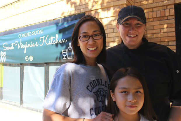 The family-run restaurant is aiming to open in November near Damen and Foster.