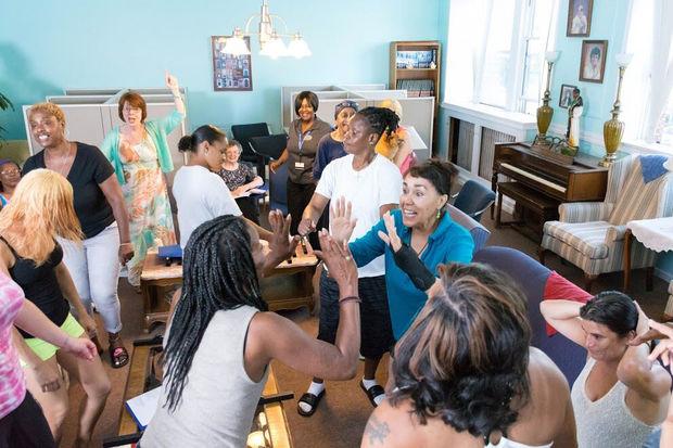 St. Martin de Porres House of Hope is a drug recovery program.
