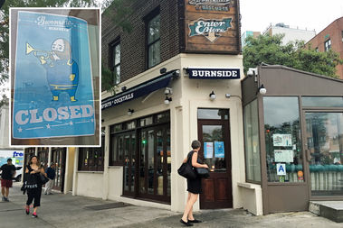 Burnside Biscuits, the Southern fried chicken and biscuits restaurant that opened last summer in the former Athens Cafe space on 30th Avenue, closed Monday.