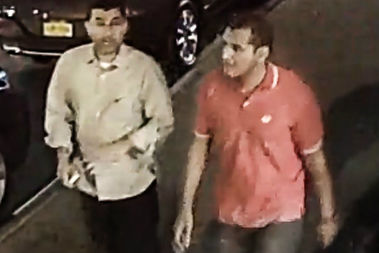 Two men may have deactivated Ahmad Kahn Rahami's second bomb in Chelsea when they removed it from a suitcase and walked away with the luggage, officials said.