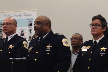 Chicago Police Supt. Eddie Johnson said he expects to get a kidney transplant within a month.