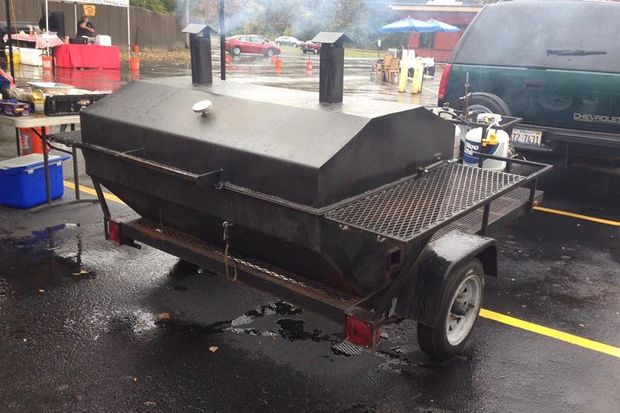 The beloved barbecue smoker known as Black Pearl was stolen from Toons Bar and Grill in late September