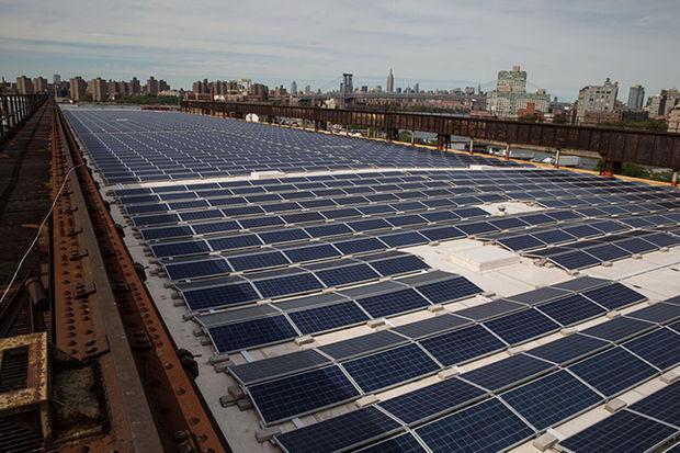 3 000 New Solar Panels To Help Power Brooklyn Navy Yard