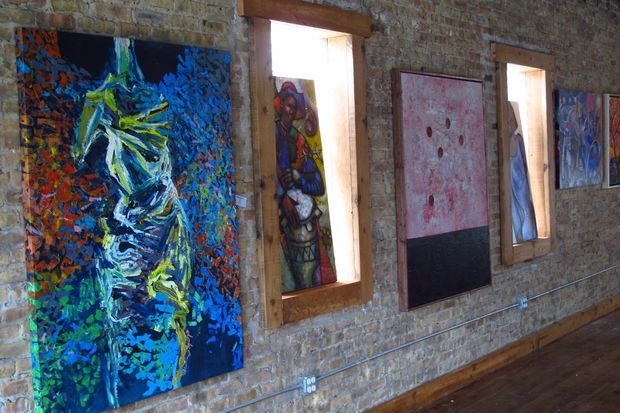 Work from Gallery Guichard in Bronzeville will be on display at the Pelar Gallery in Beverly as part of the third annual Beverly Art Walk. The event will showcase local artists as well as those from the neighborhoods of Pullman and suburban Blue Island.