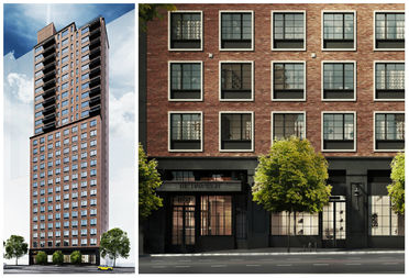 S Launched Monday At The Harrison A 120 Unit Condo Building 27