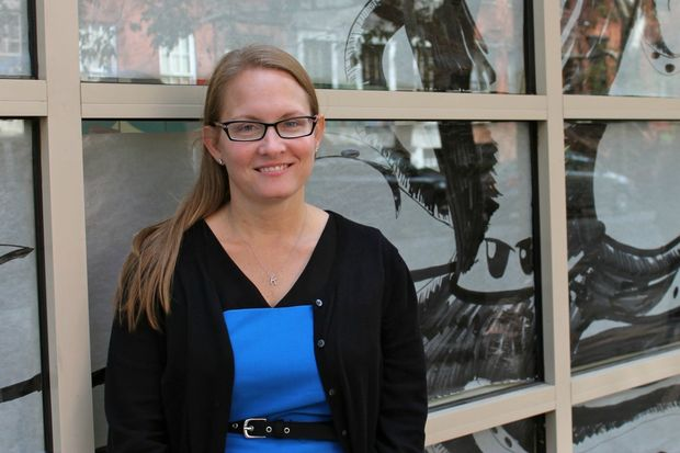 Principal Kelly Shannon is still leading the Greenwich Village school while mentoring three colleagues.