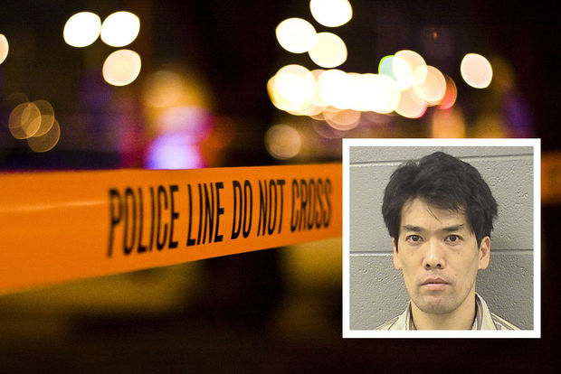 Takashi Takei, 44, attacked a client at his now-defunct Lakeview massage parlor in September 2016.