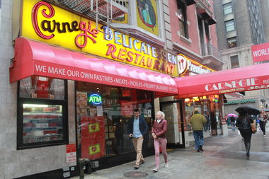 Carnegie Deli will close at the end of the year, ending a 79-year run.