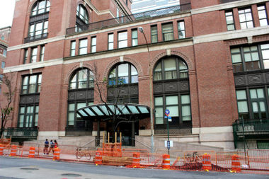 The city is continuing its push to move older teens out of the Nicholas Scoppetta Children's Center at 492 First Ave., but has backed off giving  a firm deadline.