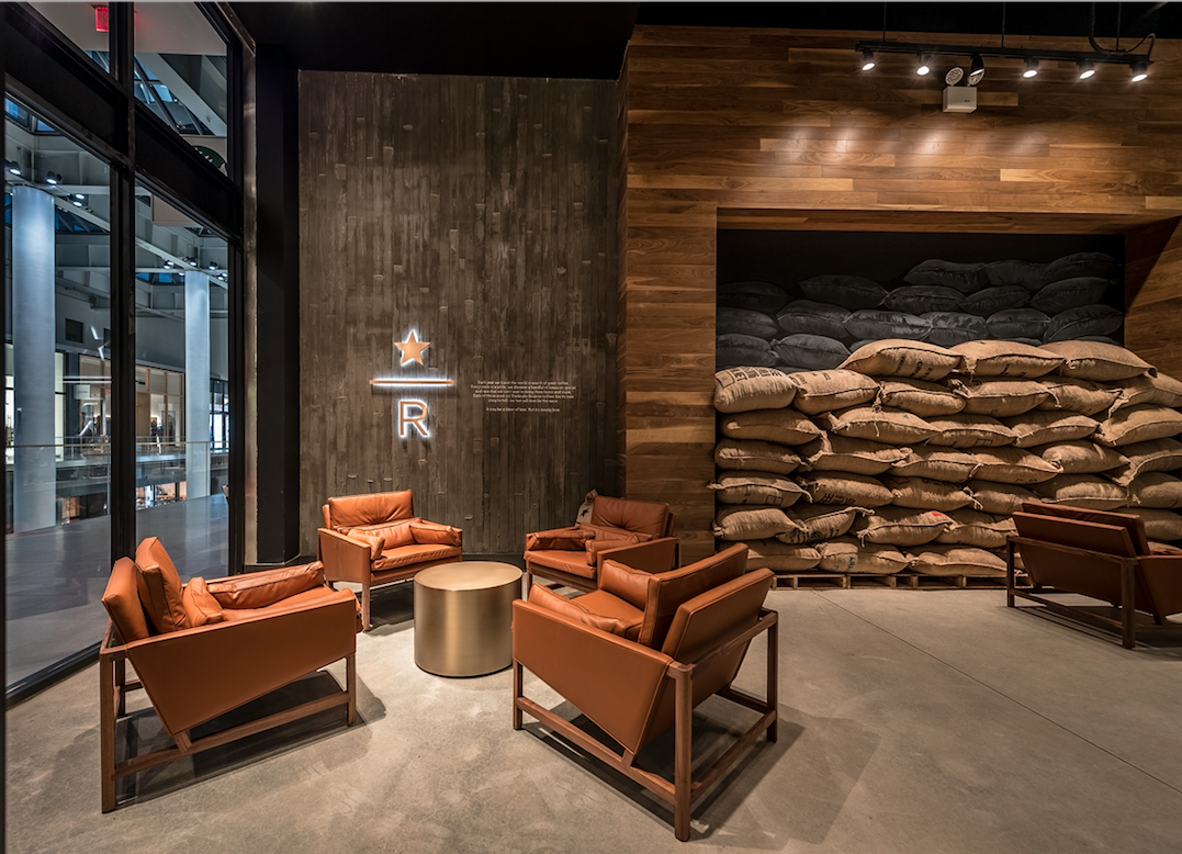 Upscale Starbucks \'Reserve\' Opens in Battery Park City - Battery ...