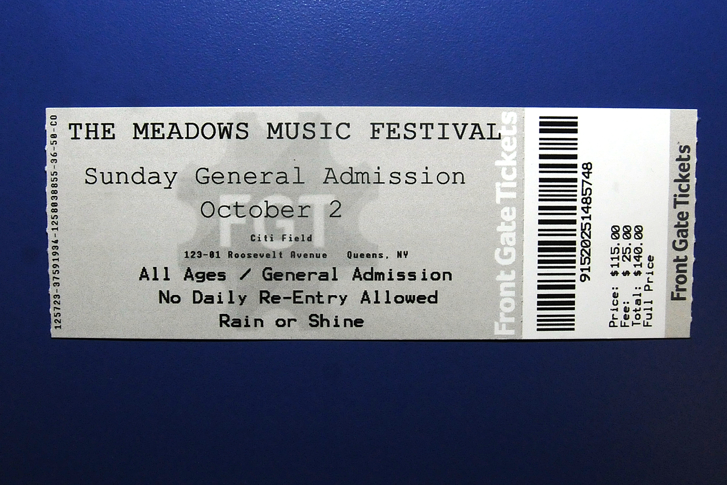 Scammers Trick Fans with Fake Tickets to The Meadows Music Fest – Ticket Maker