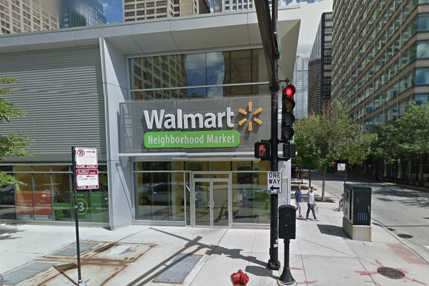 Wal-Mart will close a neighborhood market in Presidential Towers in the West Loop, the company announced Tuesday.