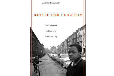 Historian and teacher Michael Woodsworth will discuss Bed-Stuy's history of community activism at a book talk on Jan. 17 at the Brooklyn Historical Society.