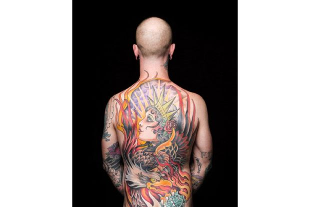 The New-York Historical Society is presenting the history of tattoo culture in New York City in a new exhibit this February.