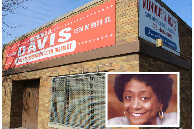 State Rep. Monique Davis, 80, filed the paperwork with the clerk's office of the Illinois House of Representatives Dec. 23. The document was officially received Tuesday and states Davis resignation is effective as of Dec. 30.