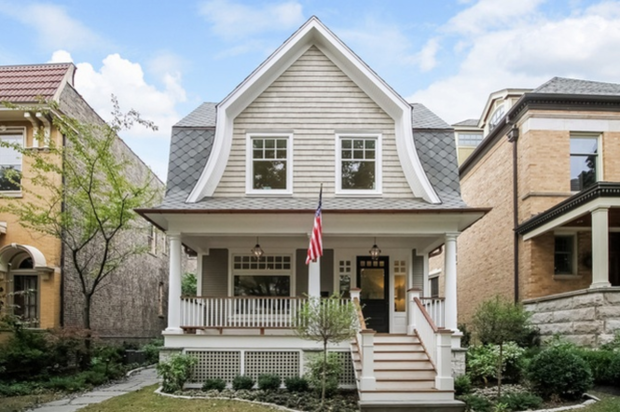 Rehabbed 120 Year Old Lakewood Balmoral Home Going For 2