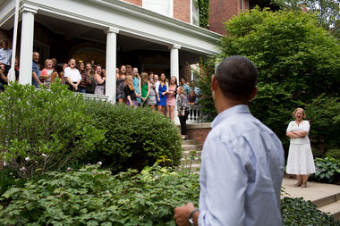 Obamas Buy Dc House For 81m But Plan Keep Kenwood Home