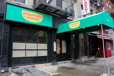 Empanada Mama is moving into the space previously occupied by The Cannery on Ninth Avenue.