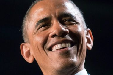 Barack Obama turned 56 Friday.