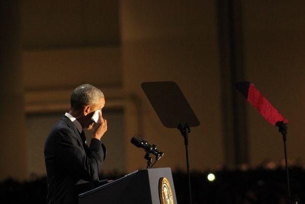 Read President Obama's Farewell Address Transcript Here