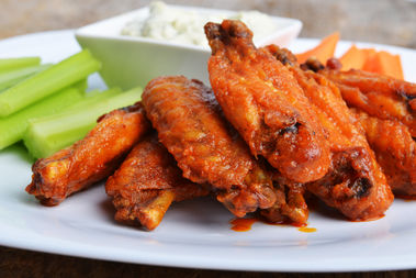DNAinfo's put together a list of five places to get wings hot out of the fryer on game day.
