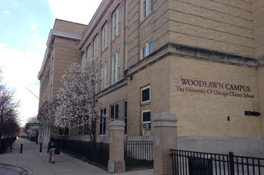 The former Wadsworth Elementary School building will be empty in the fall after the Univeristy of Chicago's charter school moves into its new home.