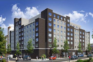 Studio Apartment Building studio apartments for $368 a month are up for grabs in the bronx