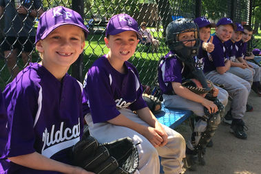 Registration for Kennedy Park Little League Baseball and Softball runs through March 15. The league starts with coed tee-ball at age 5 and offers leagues for boys and girls up to age 14.