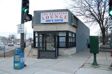 The Brothers Lounge has moved into the former home of Pizza by Alex, 4801 N. Austin Ave., which closed in 2016.