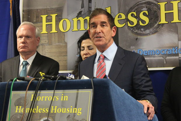 'Horrors of Homeless Housing' Report Finds Sites Filled with Violations