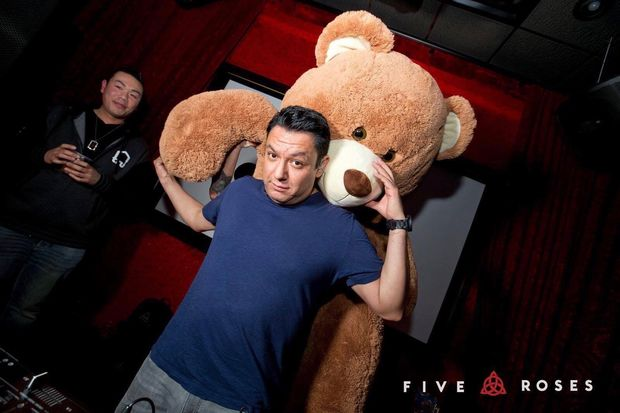 What the Teddy Bear's life was like before he was ditched.