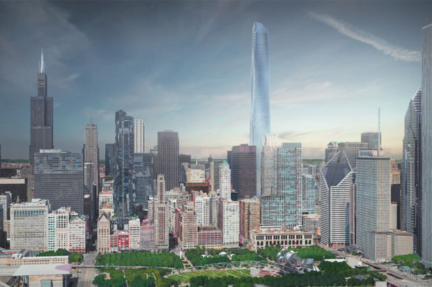 New Renderings Show Promise Of Thompson Center Site, Rauner Hopes – DNAinfo