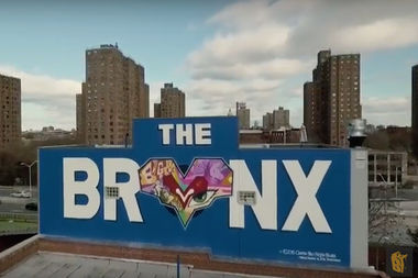 A new online TV channel called The Blox aims to celebrate the borough's culture and community.