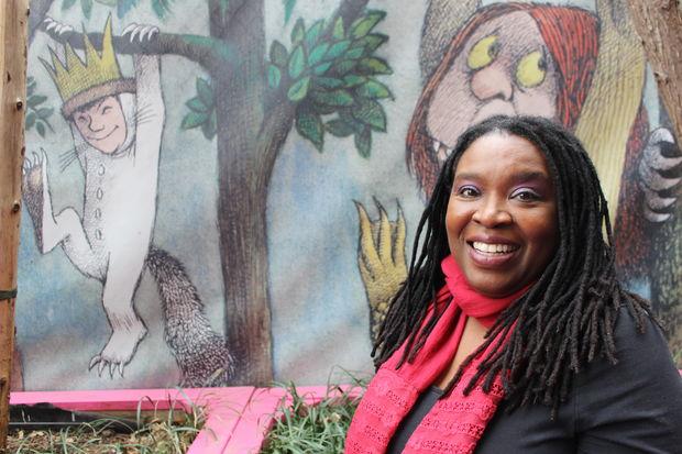 Principal Elizabeth Garraway of P.S. 118, the Maurice Sendak Community School, in Park Slope.