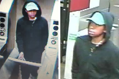 Police are searching for a teen who robbed a 22-year-old man at the Ralph Avenue train station on Christmas Eve, police said.