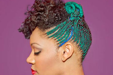 The OMHH Beauty Oasis and Debra Hare-Bey Private Parlour, a natural hair salon and vegan beauty shop, is slated to open on Lewis Avenue at the end of January, according to the owner.